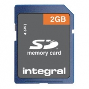 SD (Secure Digital) Paměťová Karta 2 GB