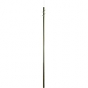 Stožár anténní 57/2-3000mm (s maticemi), zinek Žár