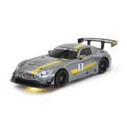 R/C Transformable Mercedes AMG GT3 1:14 Šedá