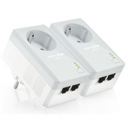 TP-Link Powerline ethernet TP-Link TL-PA4020PKIT Twin Pack (2ks) adaptér (AV500 Mbps)