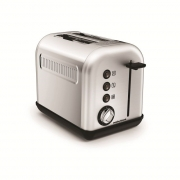 Morphy Richards topinkovač Accents Brushed 2S