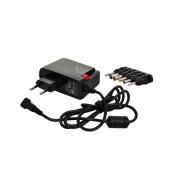 Solight univerzální síťový adaptér 1000mA, stabilizovaný, výměnné konektory