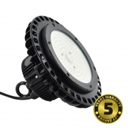 Solight high bay, 100W, 14000lm, 120°, Philips, MW, 5000K, UGR