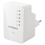 Bezdrátový Opakovač / Extender N300 2.4 GHz 10/100 Mbit Bílá