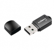 Bezdrátový USB Adaptér AC600 2.4/5 GHz (Dual Band) Černá