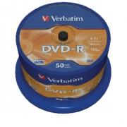 DVD 4.7 GB 50 Kusů