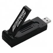 Bezdrátový USB Adaptér AC1200 Wi-Fi Černá
