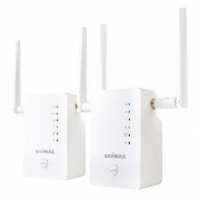 Bezdrátový N900 2.4/5 GHz (Dual Band) Wi-Fi Bílá