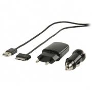 Nabíječka 1 - Výstup 1.0 A USB Černá