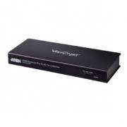 HDMI Převodník HDMI Vstup - HDMI Výstup + Toslink Zásuvka + 3x RCA Zásuvka