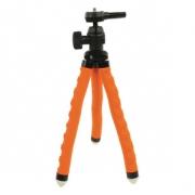 Flexibilní Stativ 27.5 cm 1 kg Černá/Oranžová