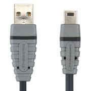Bandridge USB mini kabel BCL4402
