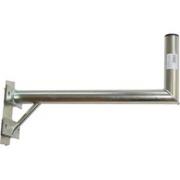 Držák antény 50cm s vinklem a vzpěrou, (na stožár 25-89mm), trubka 42/2mm, zinek Žár