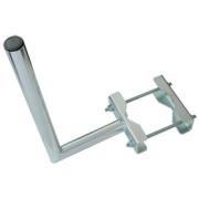 Držák antény 50/20cm SPECIÁL  (na stožár 40-130mm), trubka 42/2mm, zinek Galva