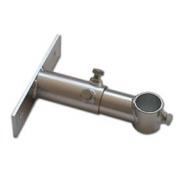 Držák stožáru 35mm (výsuvný 11-17cm), zinek Galva