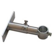 Držák stožáru 50mm (výsuvný 11-17cm), zinek Galva