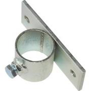 Držák stožáru 42mm (krátký pás) zinek Žár