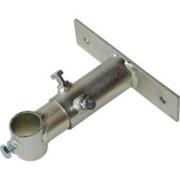 Držák stožáru 35mm (výsuvný 11-17cm), zinek Žár