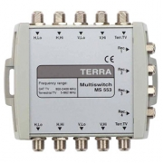 Terra MS-553 - Kaskádový multiswitch 5/4 + 5