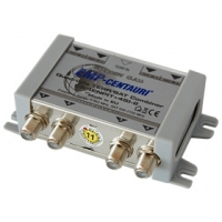 TV/SAT slučovač EMP C5/4ENP(T+4S)-2 (E.107-A) - LNB Quad + TV