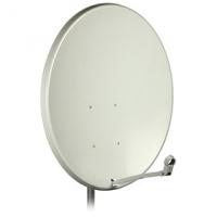 Parabola 90cm FE Corab COR-900 SA AL-J (světle šedá)