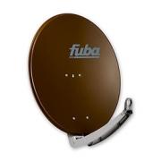 Parabola 80cm Al FUBA - hnědá