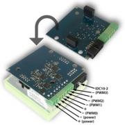 Rozšiřující modul PWM pro Lan Controller V3