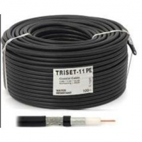 Koaxiální kabel TRISET-11PE (75 ohm) - 100 m