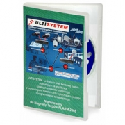 Software Package: ULTISYSTEM (16 channels)