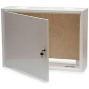 Skříň DAWIS-IBV 700x500x200mm s ventilací (dřevěná zadní deska)