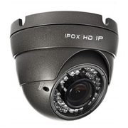 2Mpix IP DOME kamera IPOX HD-2036DV (Full HD 1080P,PoE, IR do 30m)