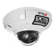 2Mpix IP dome kamera IPOX DHD1202D (Full HD 1080P,SD, PoE, IR do 30m, 3,6mm)