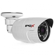 2Mpix kompaktní IP kamera IPOX THD2223T (Full HD 1080P,PoE, IR do 20m)