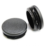 Zátka černá - 48 mm