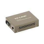 Ethernet Media Converter: TP-LINK MC111CS (100Mb/s, single-mode, TX 1550nm, RX 1310nm, SC, 20km)