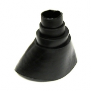 Stožárová manžeta - černá