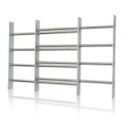 Okenní mříž DAWIS - 4/105 VARIO + bezpečnostní šrouby