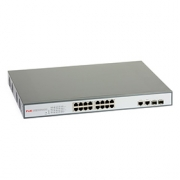 PoE Switch ULTIPOWER 2216af 802,3af 16xRJ45 (16xPoE), 2xSFP (nebo 2x 1000Mb/s)
