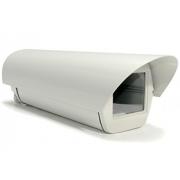 Venkovní kryt kamery s vyhříváním GL607/12V + držák na zed DL210