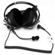 Motorola těžka duální náhlavní souprava PMLN6540A