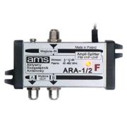 Aktivní anténní rozbočovač ARA-1/2F (1-69K, 2x12dB)