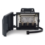 Venkovní TV/FM Rozbočovač RIP-2/1F (5-860 MHz)