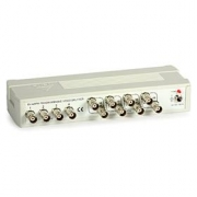 Video Signal Multiplexer RV 4/8 (4 inputs, 8 outputs)