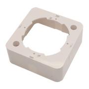 Krabička pro zásuvky SIGNAL (povrchová, slonová kost)