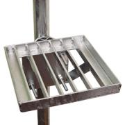 Stupačka na stožár 25x25 - žár