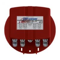 Venkovní TV/SAT slučovač EMP C5/4PNP(T+4S)-W2 (P.107-W) - LNB Quad + TV