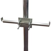 Stupačka na stožár 90 oboustranná - žár