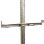 Stupačka na stožár 140 oboustranná EKO