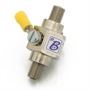 Přepěťová ochrana SPKO-F75-SAT/TV-B/F-F