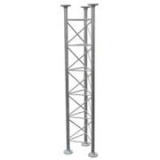 Příhradový stožár 60-550-2000 - žár, PROFI, síla stěny 3mm